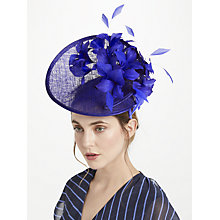 Buy John Lewis Beth Up Turn Swirl Occasion Hat Online at johnlewis.com