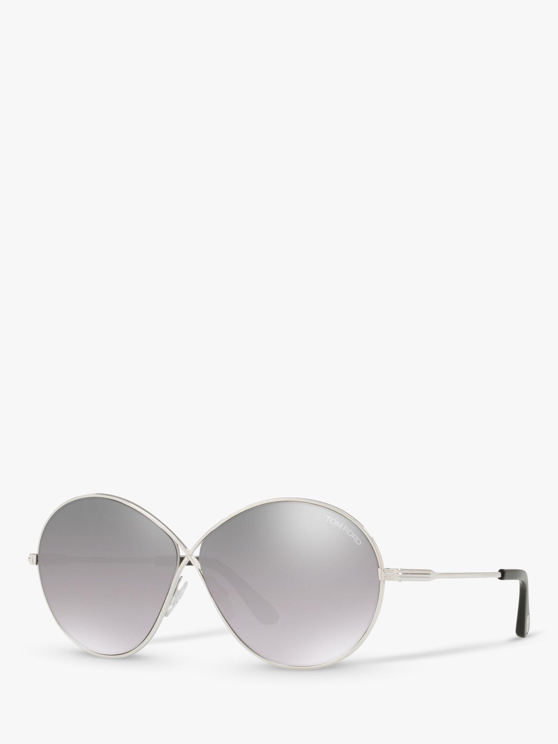 Tom Ford TOM FORD FT0564 Rania-02 Oval Sunglasses