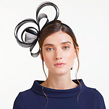 Buy John Lewis Alex Mini Bow Hairband Fascinator Online at johnlewis.com