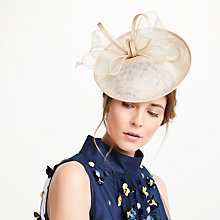 Buy John Lewis Jess Upturn Medium Disc Occasion Hat Online at johnlewis.com