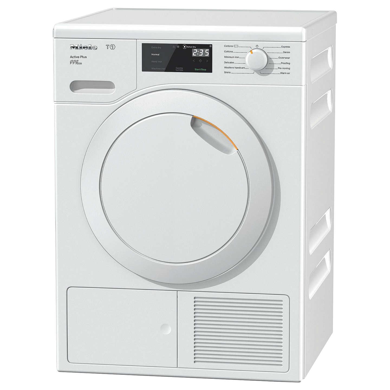 Loading Tumble Dryer ~ Miele tce wp active plus freestanding heat pump tumble