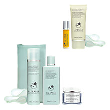 Buy Liz Earle Cleanse & Polish™, Skin Tonic and Moisturiser with Hydrate & Smooth Gift Online at johnlewis.com