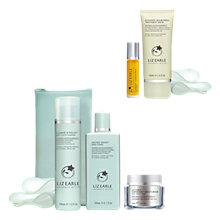 Buy Liz Earle Cleanse & Polish™, Skin Tonic and Neroli Moisturiser with Hydrate & Smooth Gift Online at johnlewis.com