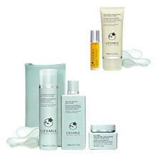 Buy Liz Earle Cleanse & Polish™, Skin Tonic and Repair Moisturiser™, Normal with Hydrate & Smooth Gift Online at johnlewis.com