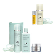 Buy Liz Earle Cleanse & Polish™, Skin Tonic and Neroli Moisturiser with Brighten & Smooth Gift Online at johnlewis.com