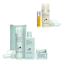 Buy Liz Earle Cleanse & Polish™, Skin Tonic and Repair Moisturiser™, Normal with Brighten & Smooth Gift Online at johnlewis.com