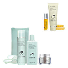 Buy Liz Earle Cleanse & Polish™, Skin Tonic and Neroli Moisturiser with Purify & Smooth Gift Online at johnlewis.com