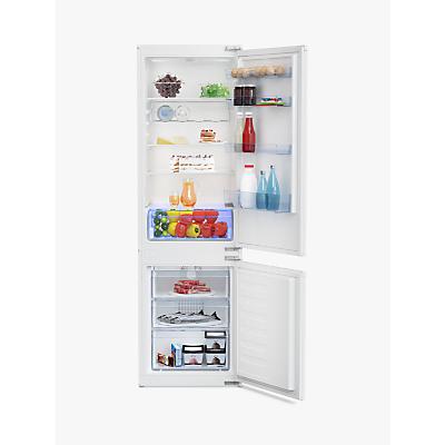 Image of Beko BCB7030F 70: 30 Combi White Fridge freezer