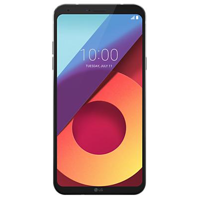 Image of LG Q6 Astro Smartphone, Android, 5.5, 4G LTE, SIM Free, 32GB, Black