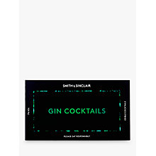 Buy Smith & Sinclair Gin Selection Edible Cocktail Selection, 112g Online at johnlewis.com