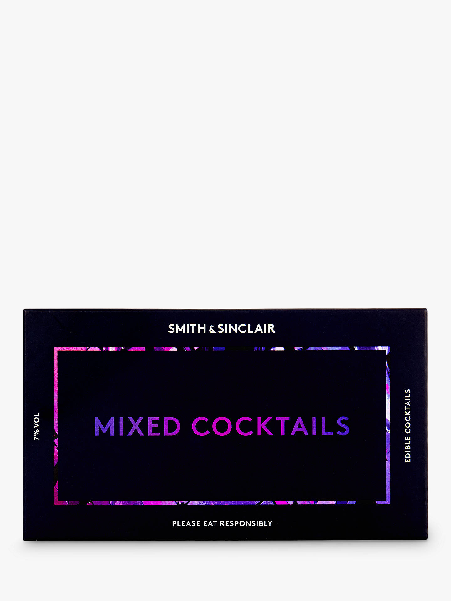BuySmith & Sinclair Large Mixed Edible Cocktail Selection, 224g Online at johnlewis.com