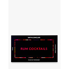 Buy Smith & Sinclair Rum Edible Cocktail Selection, 112g Online at johnlewis.com