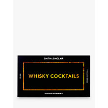 Buy Smith & Sinclair Whisky Edible Cocktail Selection, 112g Online at johnlewis.com