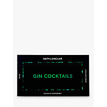 Buy Smith & Sinclair Large Gin Selection Edible Cocktail Selection, 224g Online at johnlewis.com
