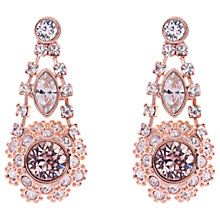 Buy Ted Baker Somaa Daisy Drop Earrings Online at johnlewis.com