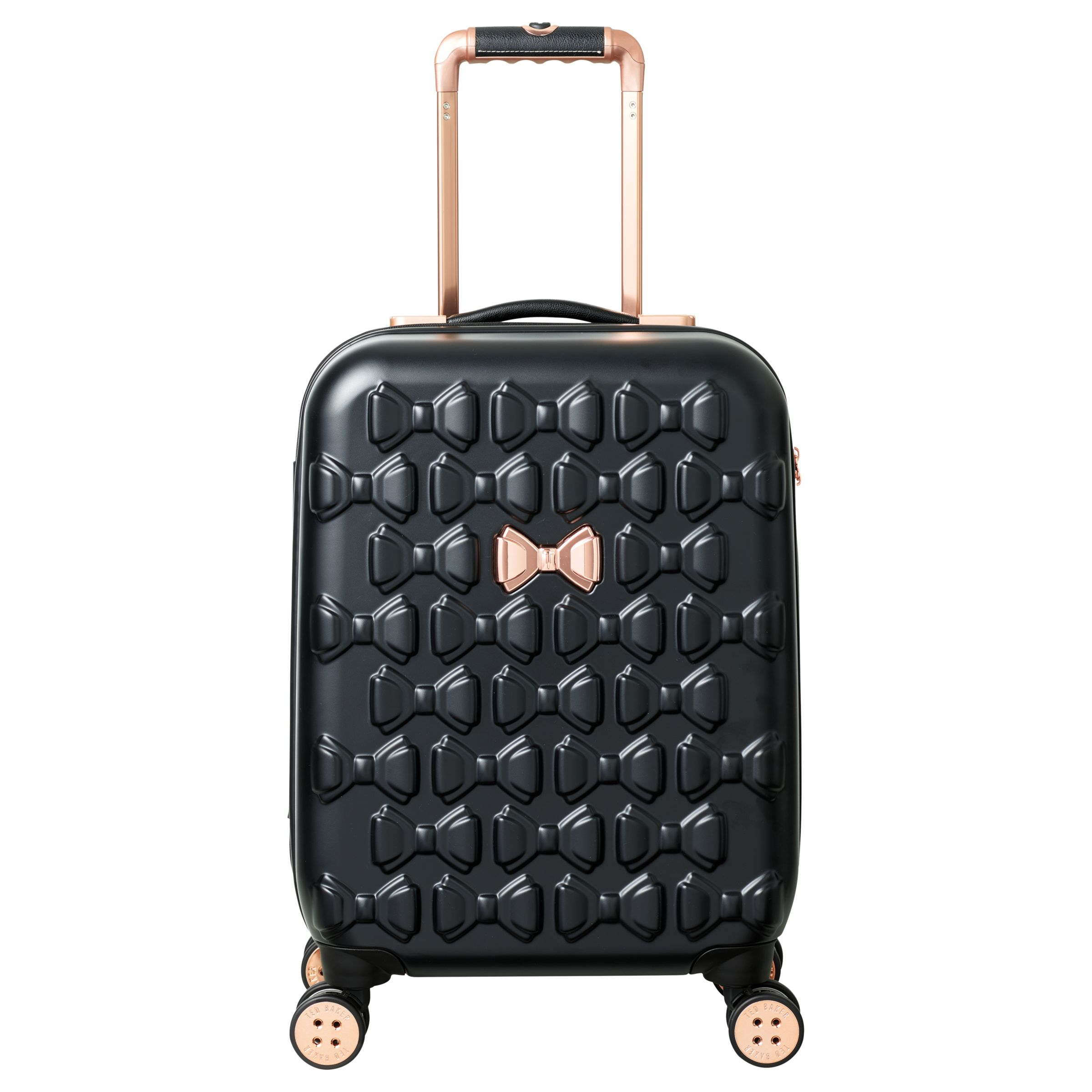 286eac272 Ted Baker Beau 54cm 4-Wheel Cabin Suitcase at John Lewis   Partners