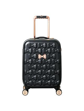 Ted Baker Beau 54cm 4-Wheel Cabin Suitcase
