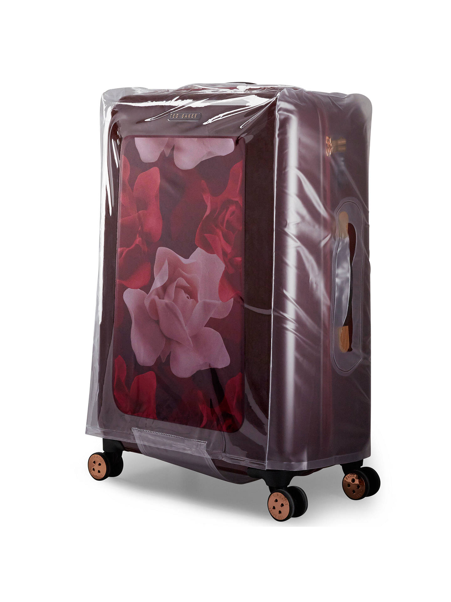 143ceedfd745 ... Buy Ted Baker Take Flight Porcelain Rose 79cm 4-Wheel Large Suitcase