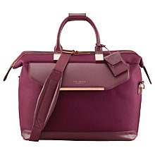 Buy Ted Baker Albany Holdall Online at johnlewis.com