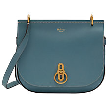 Buy Mulberry Amberley Smooth Leather Satchel Online at johnlewis.com