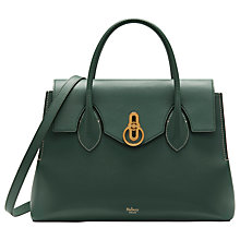 Buy Mulberry Seaton Leather Satchel Online at johnlewis.com
