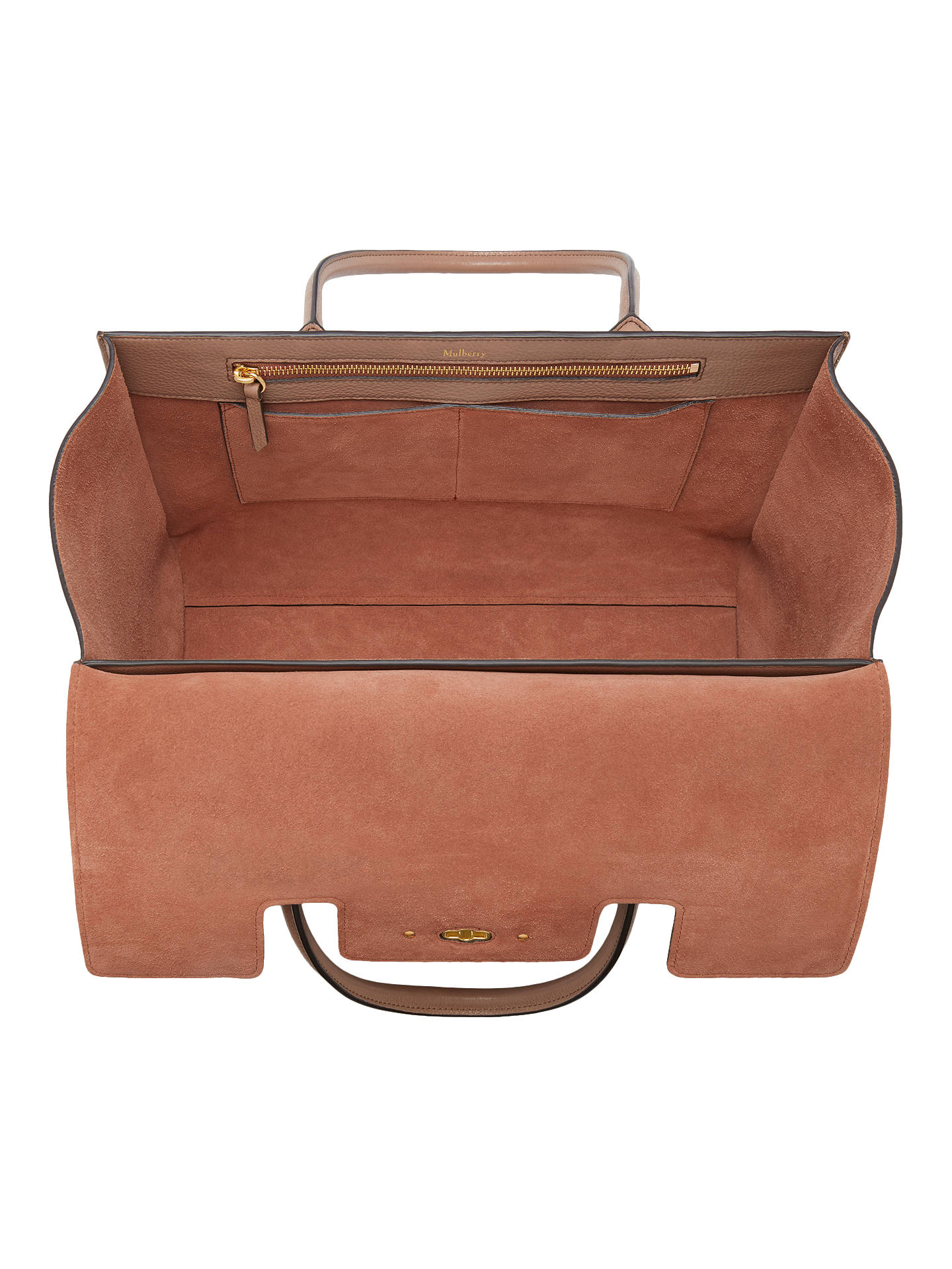 c6c4632a7e Buy Mulberry Bayswater New Classic Natural Grain Leather Bag
