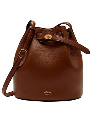 8eeaa146fac3 ... john lewis partners edc9b 3c28e  promo code for mulberry abbey natural grain  leather bucket bag oak 96470 8c3a8