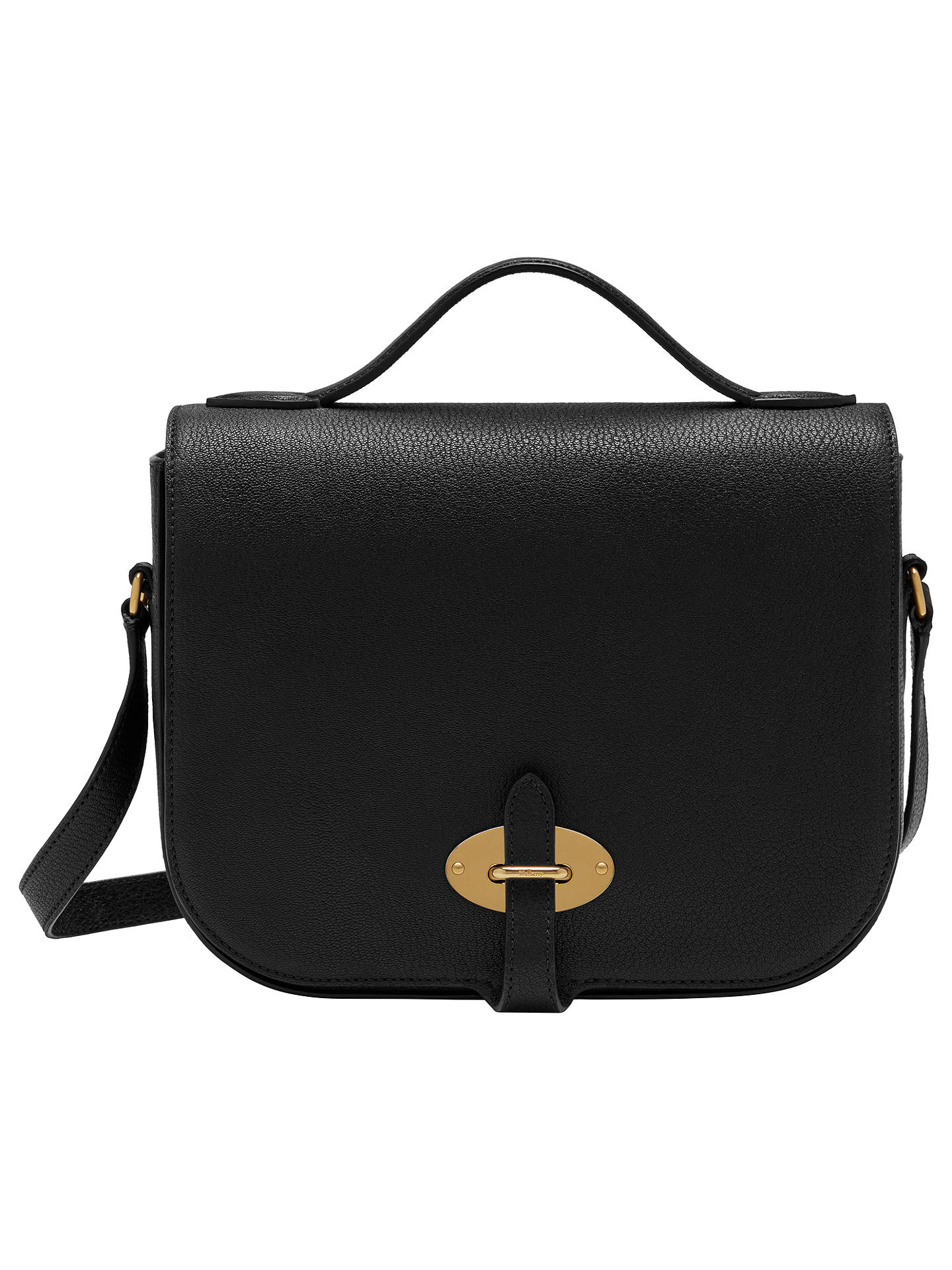 cc7cd15df4 Mulberry Tenby Leather Satchel at John Lewis   Partners