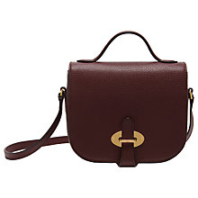 Buy Mulberry Tenby Leather Small Satchel Online at johnlewis.com