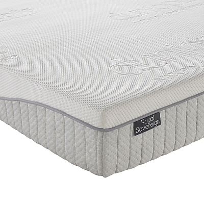 Dunlopillo Royal Sovereign Latex Mattress, Medium, Small/Long Single