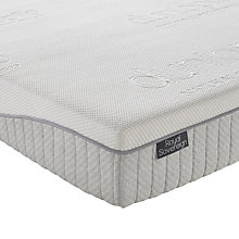 Buy Dunlopillo Royal Sovereign Latex Mattress, Medium, Extra Long Single Online at johnlewis.com