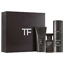 Buy TOM FORD Private Blend Oud Wood 50ml Eau de Parfum Fragrance Gift Set Online at johnlewis.com