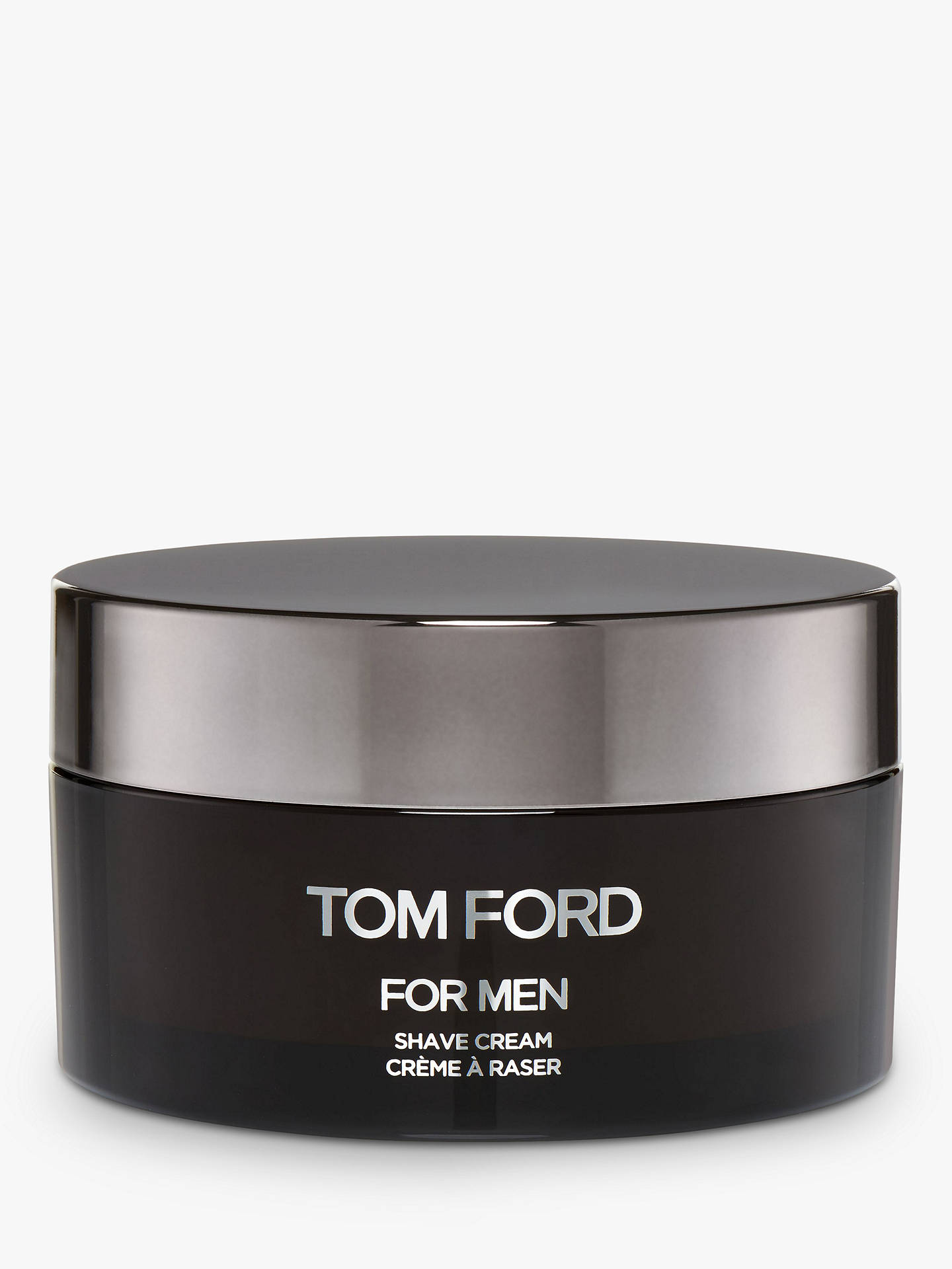 BuyTOM FORD Ford Men Shave Cream, 165ml Online at johnlewis.com
