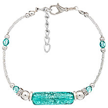Buy Martick Murano Glass Chain Bracelet Online at johnlewis.com