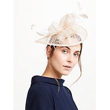Buy John Lewis Diamante Teardrop Fascinator Online at johnlewis.com