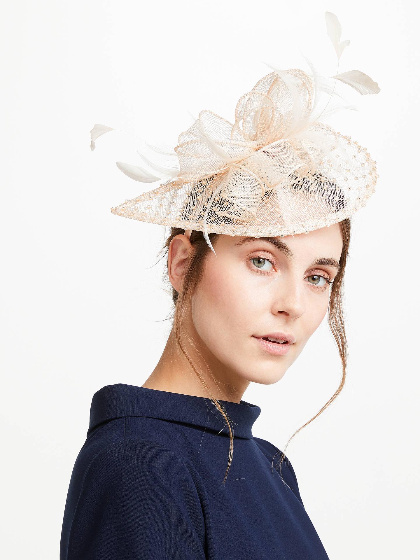 24e47f1f Wedding Hats And Fascinators John Lewis - Parchment'N'Lead