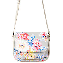 Buy Joules Darby Whitstable Shoulder Bag, Grey/Multi Online at johnlewis.com