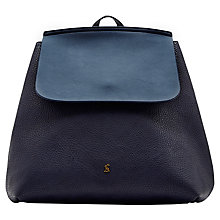 Buy Joules Trippa Bright Backpack Online at johnlewis.com