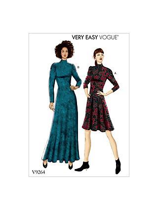 Dresses Sewing Patterns John Lewis