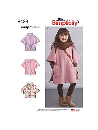 6c3a9be0bb6 Tops | Simplicity | Sewing Patterns | John Lewis & Partners