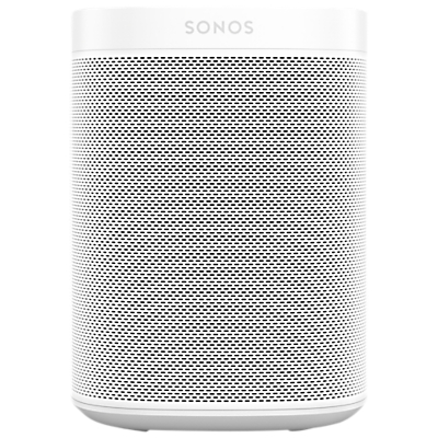 Image of Sonos One Voice Controlled Smart Speaker