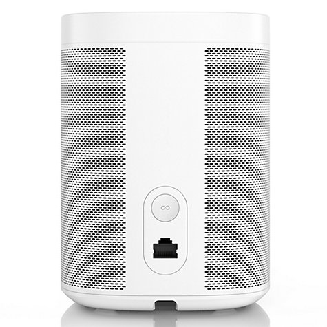 Buy Sonos One Voice Controlled Smart Speaker Online at johnlewis.com
