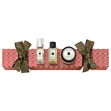 Buy Jo Malone London Crazy Colourful Christmas Cracker Online at johnlewis.com