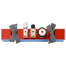 Buy Jo Malone London Bold & Bright Christmas Cracker Online at johnlewis.com
