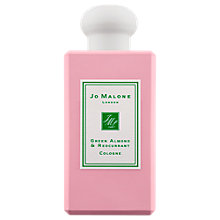Buy Jo Malone London Green Almond & Redcurrant Cologne, 100ml Online at johnlewis.com