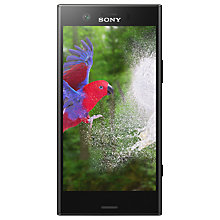 "Buy Sony Xperia XZ1 Compact Smartphone, Android, 4.6"", 4G LTE, SIM Free, 32GB Online at johnlewis.com"