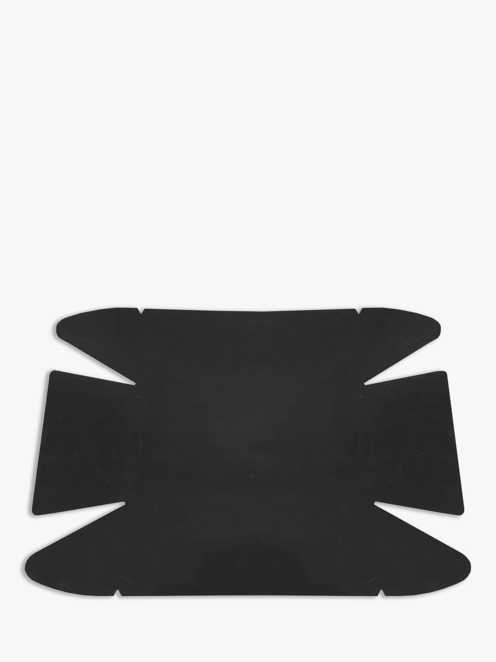 NoStik Reusable Non-Stick Liner for Cake Tins/Loaf Tins, Black