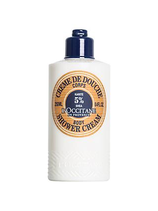 L'Occitane Shea Shower Cream, 250ml