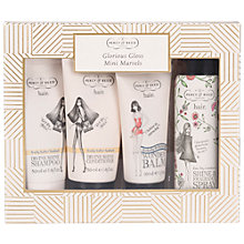 Buy Percy & Reed Glorious Gloss Mini Marvels Haircare Gift Set Online at johnlewis.com