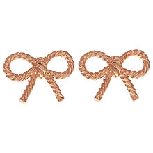 Buy Olivia Burton Vintage Bow Stud Earrings Online at johnlewis.com